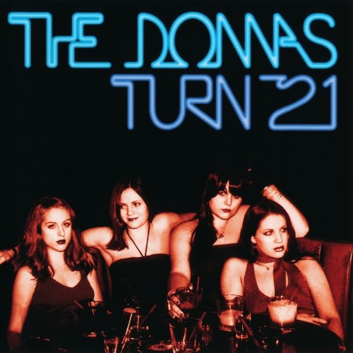 THE DONNAS - Turn 21 cover