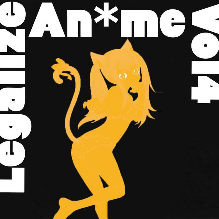 THE ECCHI BOIZ - Legalize An*me Vol. 4 cover