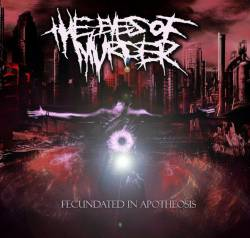 THE EYES OF MURDER - Fertilized In Apotheosis cover
