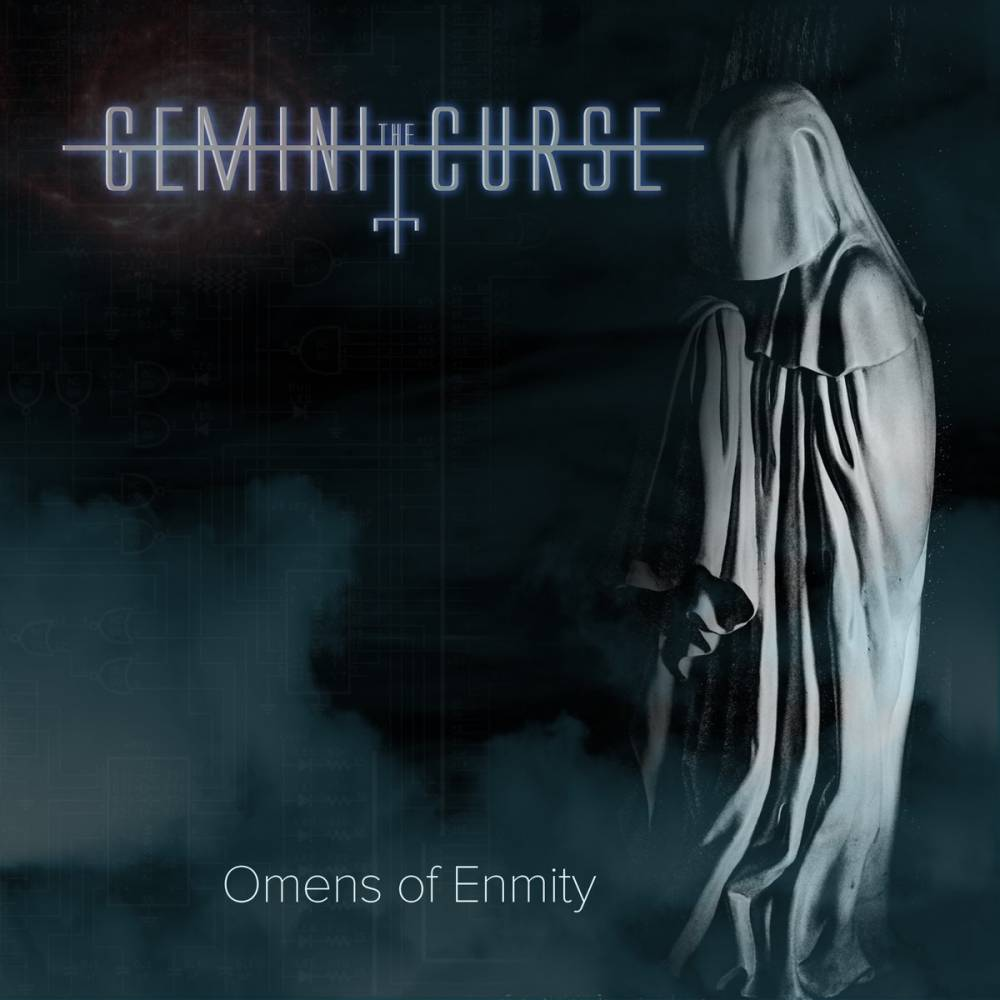 THE GEMINI CURSE - Omens Of Enmity cover
