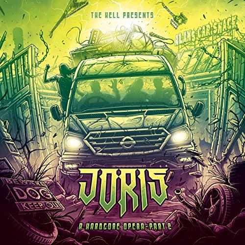 THE HELL - Joris (A Hardcore Opera), Pt. 2 cover