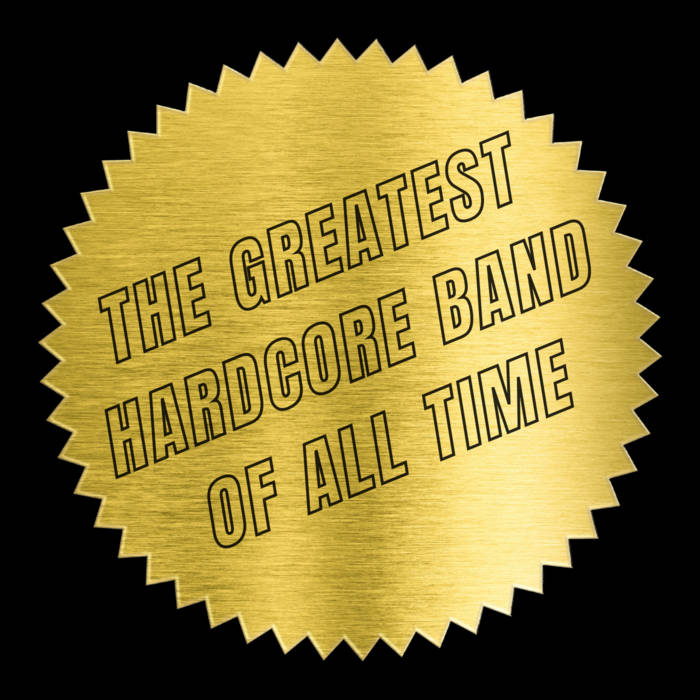 THE HELL - The Greatest Hardcore Band Of All Time cover