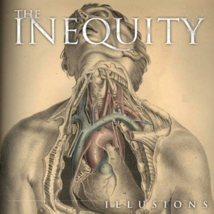 THE INEQUITY - Illusions cover