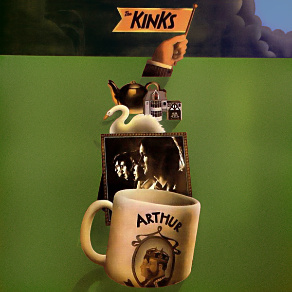 THE KINKS - Arthur (Or The Decline And Fall Of The British Empire) cover