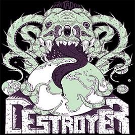 THE MATADOR - Destroyer cover