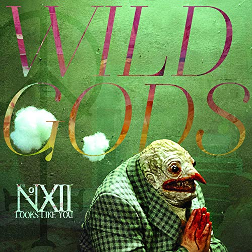 THE NUMBER TWELVE LOOKS LIKE YOU - Wild Gods cover