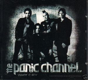 THE PANIC CHANNEL - Why Cry cover