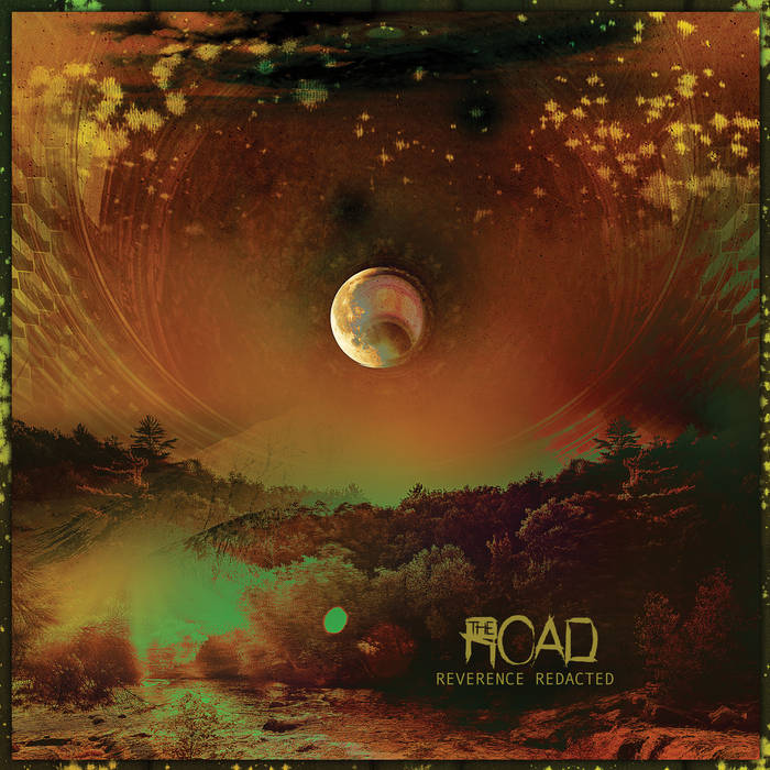 THE ROAD - Reverence Redacted cover