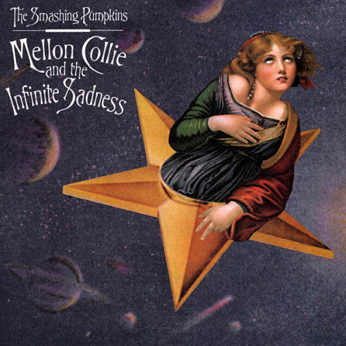 THE SMASHING PUMPKINS - Mellon Collie And The Infinite Sadness cover