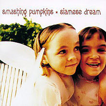 THE SMASHING PUMPKINS - Siamese Dream cover