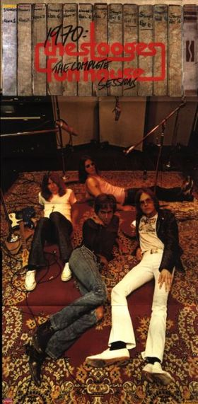 THE STOOGES - 1970: The Complete Fun House cover