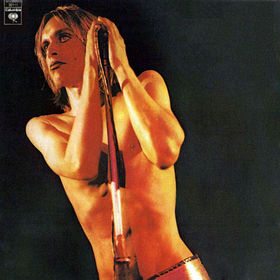 THE STOOGES - Raw Power cover