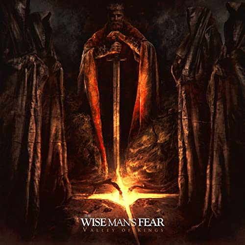THE WISE MAN'S FEAR - Valley Of Kings cover