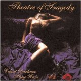 THEATRE OF TRAGEDY - Velvet Darkness They Fear cover