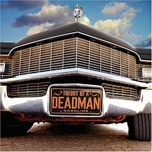 THEORY OF A DEADMAN - Gasoline cover