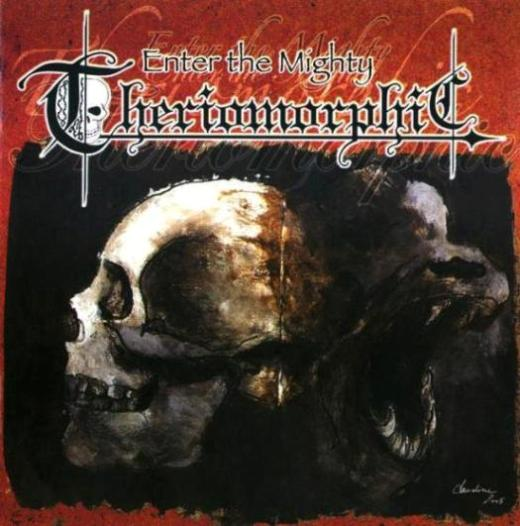 THERIOMORPHIC - Enter The Mighty Theriomorphic cover