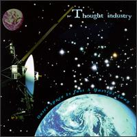 THOUGHT INDUSTRY - Outer Space Is Just a Martini Away cover