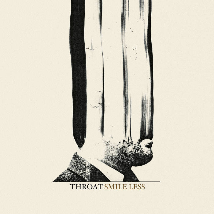 THROAT - Smile Less cover