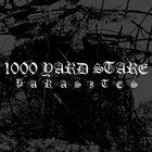1000 YARD STARE Parasites album cover