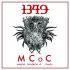 1349 Massive Cauldron of Chaos album cover