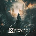 18 WHEELS OF JUSTICE Where The Shadows Lie album cover
