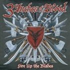 3 INCHES OF BLOOD Fire Up the Blades Album Cover