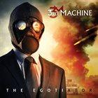 3RD MACHINE The Egotiator album cover