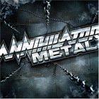 ANNIHILATOR Metal album cover
