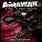 A MAN A WOLF A KILLER Wolfthrasher album cover