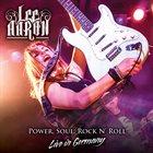 LEE AARON — Power, Soul, Rock N' Roll - Live In Germany album cover