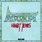 ACCEPT Hungry Years album cover