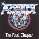 ACCEPT The Final Chapter album cover