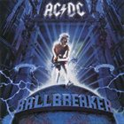 AC/DC — Ballbreaker album cover