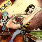 AC/DC Dirty Deeds Done Dirt Cheap album cover