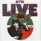 AC/DC Live From The Atlantic Studios album cover