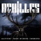 ACHILLES Slittin' Each Others Throats album cover