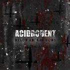 ACIDRODENT Below Absent Gods album cover