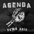 AGENDA Demo 2013 album cover