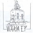 A.K.K. Waasa EP album cover