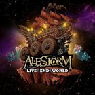 ALESTORM Live At The End Of The Road album cover