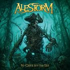 ALESTORM No Grave But The Sea album cover