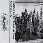 ALGHAZANTH Behind the Frozen Forest album cover