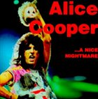 ALICE COOPER A Nice Nightmare album cover
