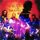 ALICE IN CHAINS MTV Unplugged album cover