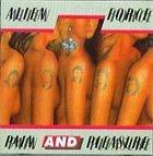ALIEN FORCE Pain and Pleasure album cover