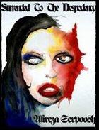 ALIREZA SERPOOSH Surrended to the Despondency album cover