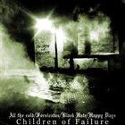 ALL THE COLD Children of Failure album cover