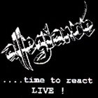 ALLEGIANCE ...Time to React LIVE! album cover