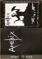 AMEBIX Right To Rise album cover