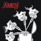 AMEN Live 1992 album cover